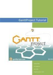 GanttProject Tutorial - HTL Hollabrunn
