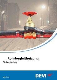 Info/Preisliste Frostschutz - HTS System AG