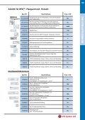 Info/Preisliste Frostschutz - HTS System AG - Seite 3