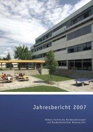 Jahresbericht 2007.pdf - HTL Braunau