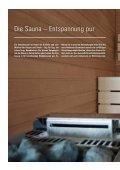 Sauna World – garantiert entspannt - Seite 6