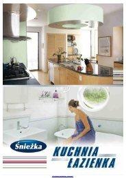 Kuchnia Łazienka