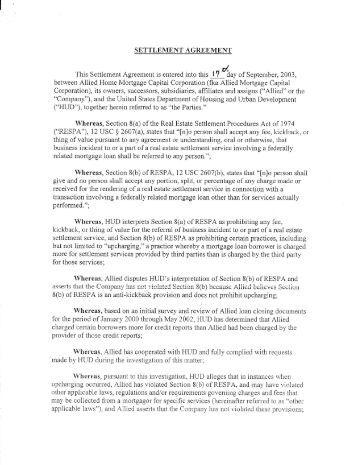 sample business debt settlement agreement