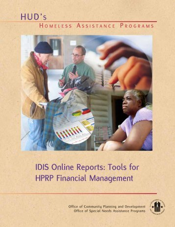HPRP IDIS Online Reports: Tools for Financial ... - OneCPD