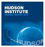 Annual report 2011 - Hudson Institute