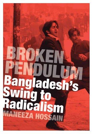 Broken Pendulum: Bangladesh's Swing to ... - Hudson Institute