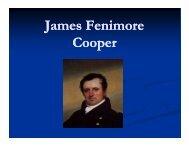 James Fenimore James Fenimore Cooper - The Hudson River ...