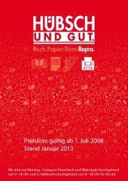 Repro-Preisliste als PDF zum Download