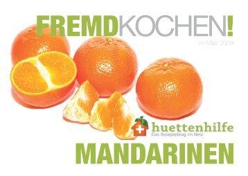Fremdkochen Mandarinen - März 2009.indd - Hüttenhilfe