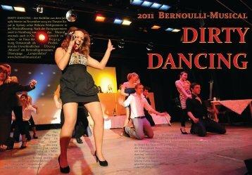 "Jahresbericht 2011 - Bernoulli Musical ""Dirty Dancing"" - Hugo Kastner"