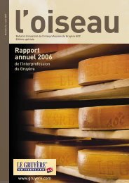 Download Issue - Le gruyère