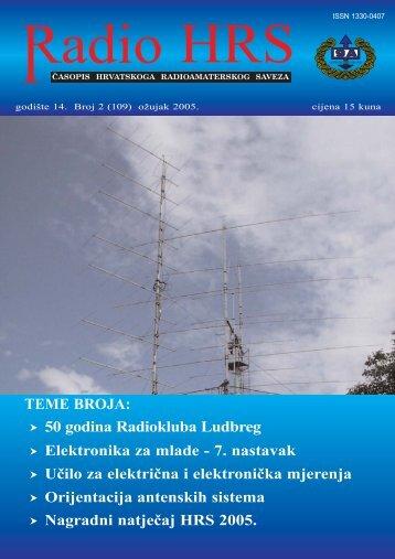 Radio HRS 2/05 - Hrvatski Radioamaterski Savez