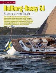 Crucero por excelencia - Hallberg-Rassy