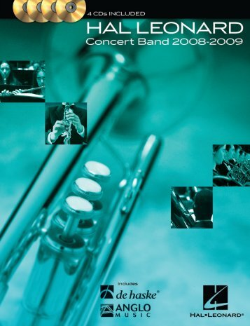 Features the music - Hal Leonard