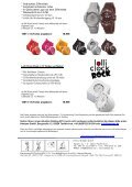 * Farbiges Silikonarmband * Farbiges ... - Hentzen GmbH - Seite 2