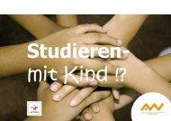 Studieren - mit Kind?! - Hochschule Amberg-Weiden