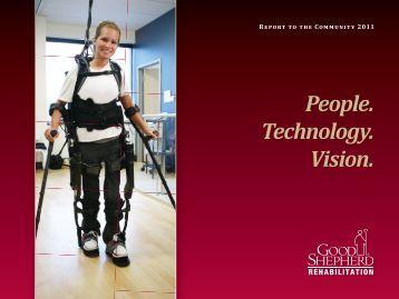 People. Technology. Vision. - Good Shepherd