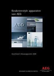 Keukenrestyle apparaten van AEG - Icecat.biz
