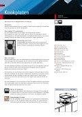 Keukenrestyle apparaten van AEG - Icecat.biz - Page 6
