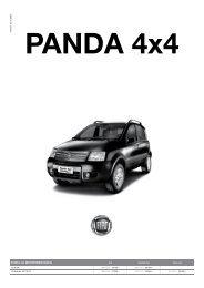 PANDA 4x4 MOTORISIERUNGEN - Hammer Auto Center AG