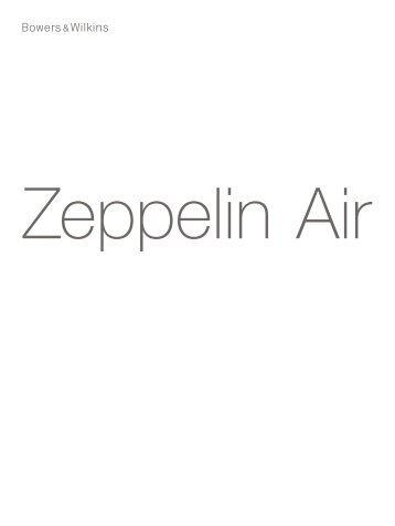Zeppelin Air - Hi-Fi Klubben
