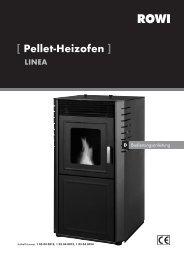 Montageanleitung Linea - HBC Heimbaucenter GmbH