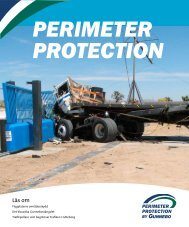 PERIMETER PROTECTION - Gunnebo