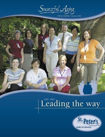 2004 - 2005 - Hamilton Health Sciences