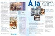 Next Issue The brand-new Halton Foodservice ... - Halton Company