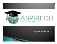 Aspire Analytics - Penn GSE