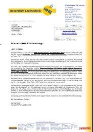 Handelshof Landtechnik GmbH