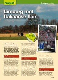 Limburg met Italiaanse flair - Grinta!