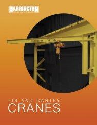 J I B A N D G A N T R Y - Harrington Hoists and Cranes