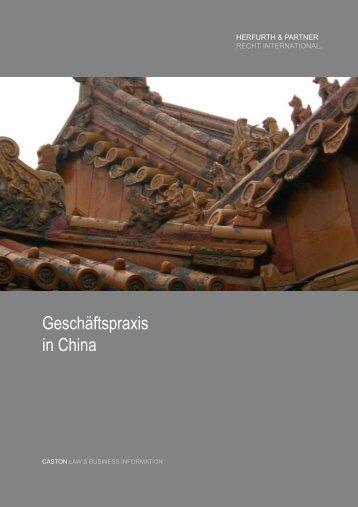 CASTON Script-China gesamt3 - Herfurth & Partner