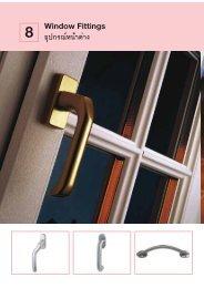 Window Handles and Locks (PDF 0.43 MB) - Hafele