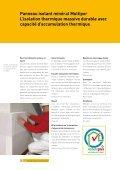 Façade isolante massive et durable Façade isolante massive - Haga - Page 6