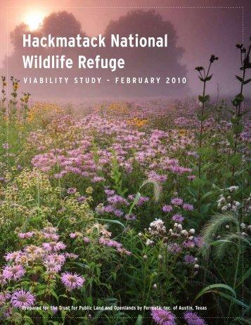 Hackmatack National Wildlife Refuge - visit site - The Trust for Public ...
