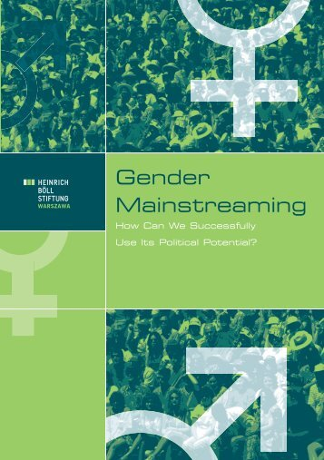 Gender Mainstreaming - Gunda-Werner-Institut