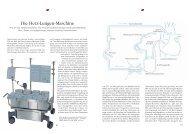 Die Herz-Lungen-Maschine