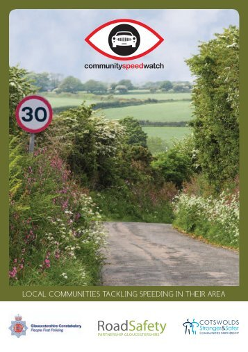 Roadsafety - Gloucestershire Rural Community Council