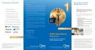 Flyer DWS BasisRente Premium