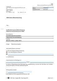 Fax.: GWG-Seiten Bekanntmachung - GWG München