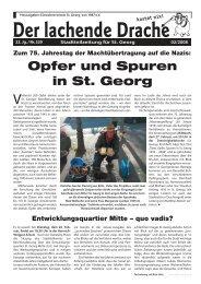 Der lachende Drache - Geschichtswerkstatt St. Georg