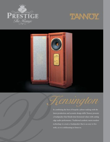 Kensington Manual A/W For Print
