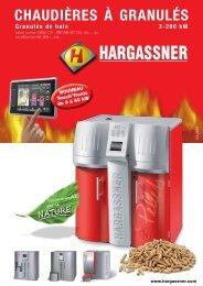 Chaudières à granulés - Hargassner