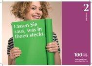2persönlichkeit Infos zum Jubiläum www.vlbg.wifi.at/100