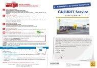 SAINT-QUENTIN - Gueudet