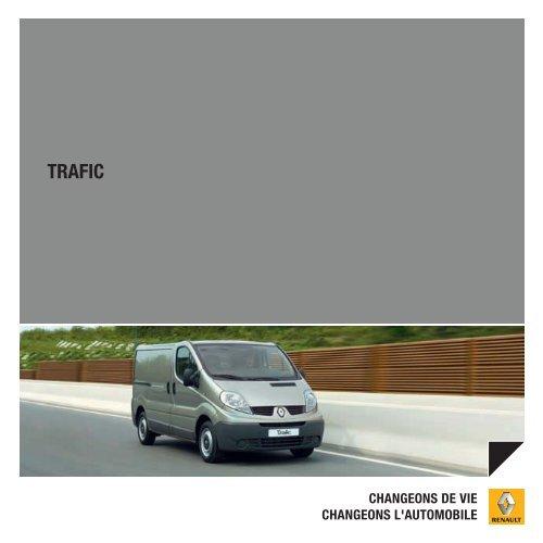 trafic cabine approfondie - Gueudet