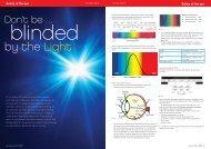 S – Short Wavelengths