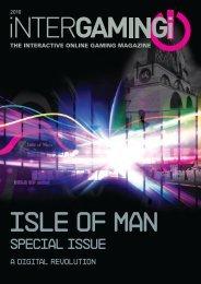 Isle of Man e-business in the spotlight in Intergaming magazin